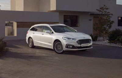 Itthon is bemutatkozik a megújult Ford Mondeo új Hybrid hajtású kombi változata