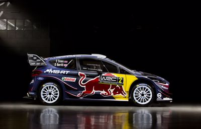 Ford-jelentét a Rally Világbajnokságon