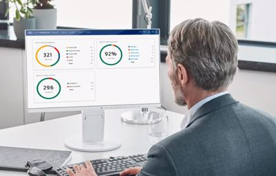 A Ford Telematics Essentials szoftver bemutatása