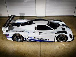 Januárban debütál a Ford új EcoBoost versenymotorja