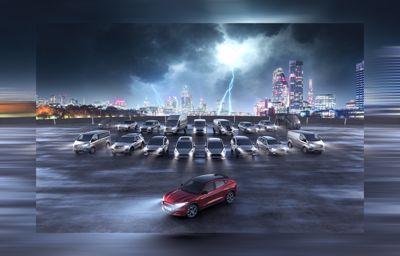 'Go Electric' roadshow
