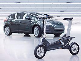 A Ford az intelligens mobilitás elkötelezettje