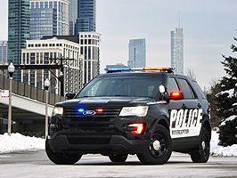 Bemutatták Amerika legújabb rendőrautóját