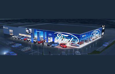 Ford Szentendréről irányítja svédországi működését