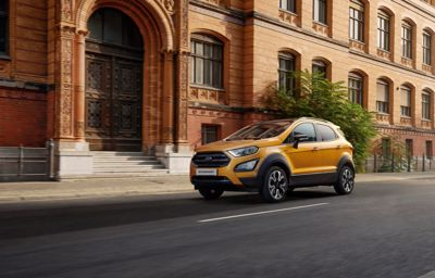 A Ford EcoSport Active igazi siker