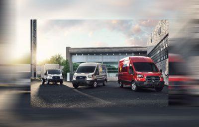 A Ford segítik az elektromos járműparkok optimalizálását
