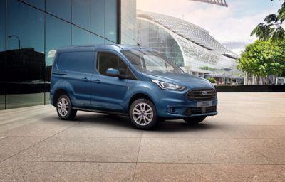 Ford Transit Connect A kategória legalacsonyabb fogyasztása