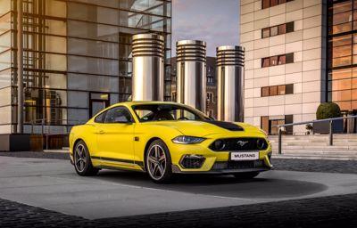 A Ford Mustang Mach-1 már rendelhető