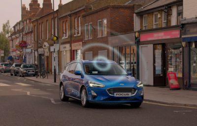 Ford 'RoadSafe' rendszer
