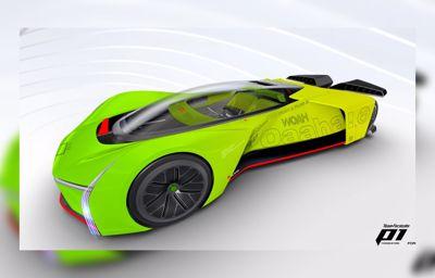 Ford Supervan-projekt