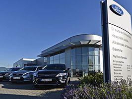 Továbbra is a Ford márkakereskedések adják el