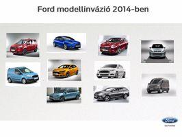 Európában is tovább erősödött a Ford