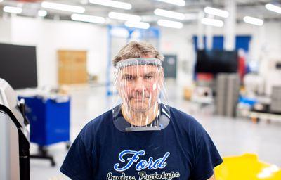 A Ford egészségügyi dolgozóknak szánt légzőkészülékek, gyártásának előmozdításán dolgozik