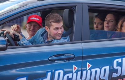 Ford-vezetéstechnikai program