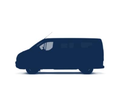 Ford Transit Custom PHEV - Fix áras karbantartás