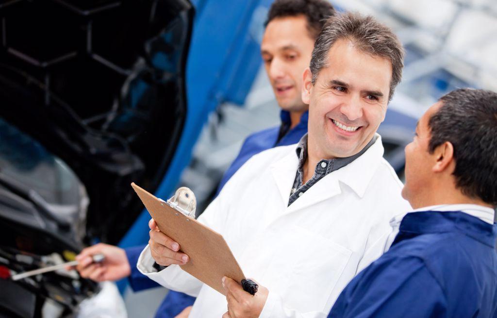 Ford Motorcraft Műszaki vizsga