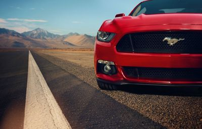 Ford Mustang - virtuális valóság 360 fokos nézetben