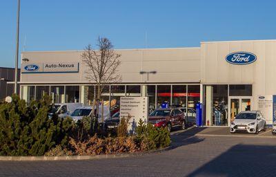 FordStore kiemelt márkakereskedés