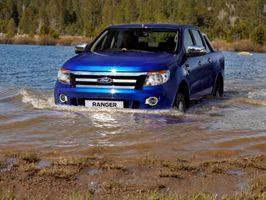 Ford Ranger - sok cég veszi