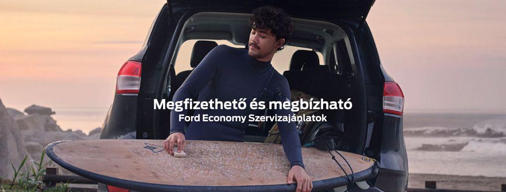 Fix árak. Ford szakértelem.