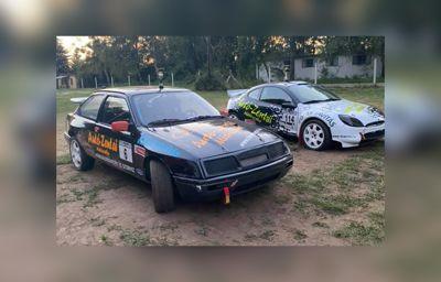 Total Rallycross Parádé Máriapócson