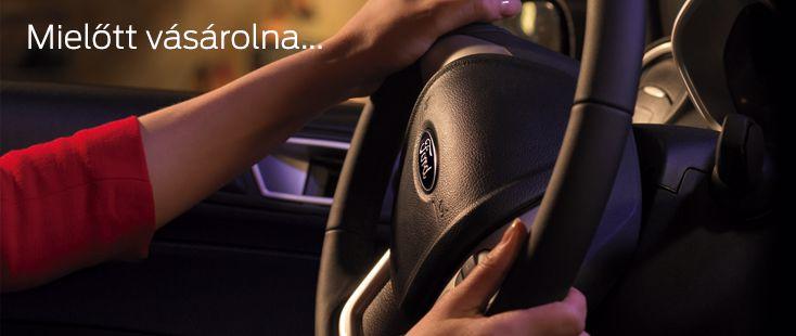 Mielőtt megvásárolná új autóját...