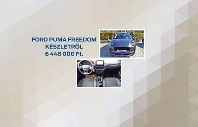 Ford Puma Freedom