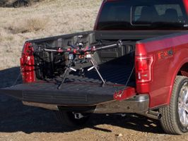 A Ford F-150 és a drónok