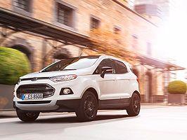 Megkezdődik az EcoSport kisméretű SUV-modell gyártása