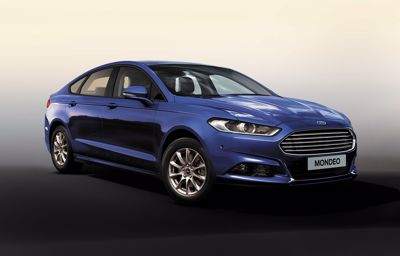 Ford Celebrates 20 Years of Mondeo