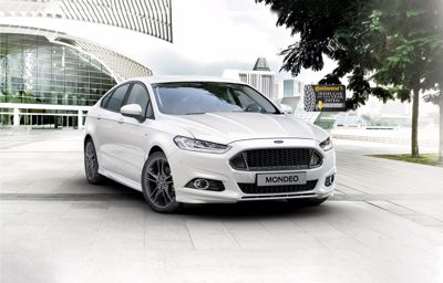 Ford Mondeo Awarded Continental Irish Car of the Year Crown