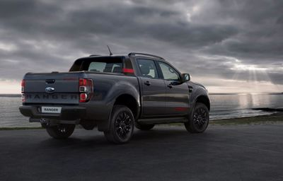 EXCLUSIVE NEW FORD RANGER THUNDER BRINGS DRAMATIC STYLE AND HIGH SPECIFICATION TO EUROPE'S MOST POPULAR PICK-UP