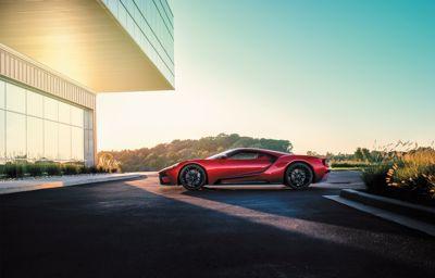 Ford Redefining Innovation in Aerodynamics