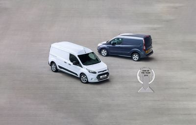 Ford Transit Connect 'International Van of the Year 2014'