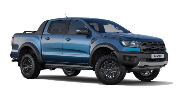 Ford Ranger Raptor Virtual Showroom
