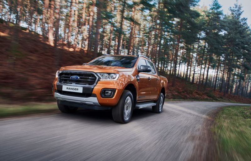 Ford Ranger Wildtrak at Michael Lyng Motors