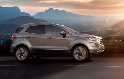 THE OPEN ROAD CALLS  - Ford Ecosport