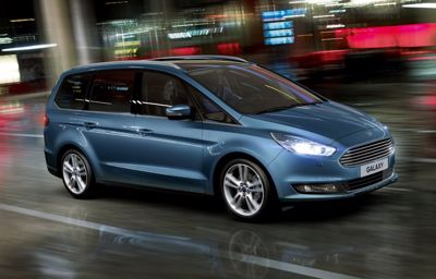 THE OPEN ROAD CALLS  - Ford Galaxy