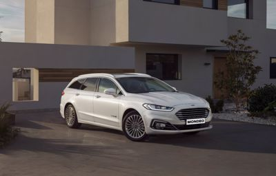 Increase Your Options - Mondeo