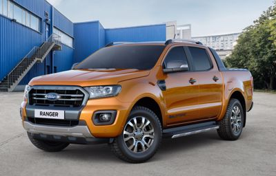 BUSINESS IS LOOKING UP - Ford Ranger