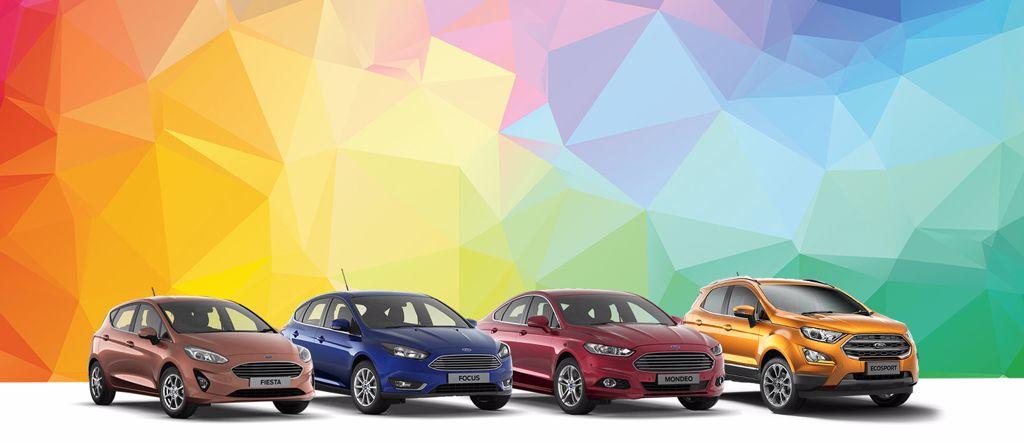 Ford Car Range