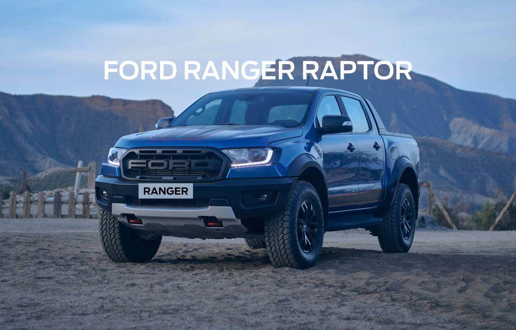 Blue Ranger Raptor