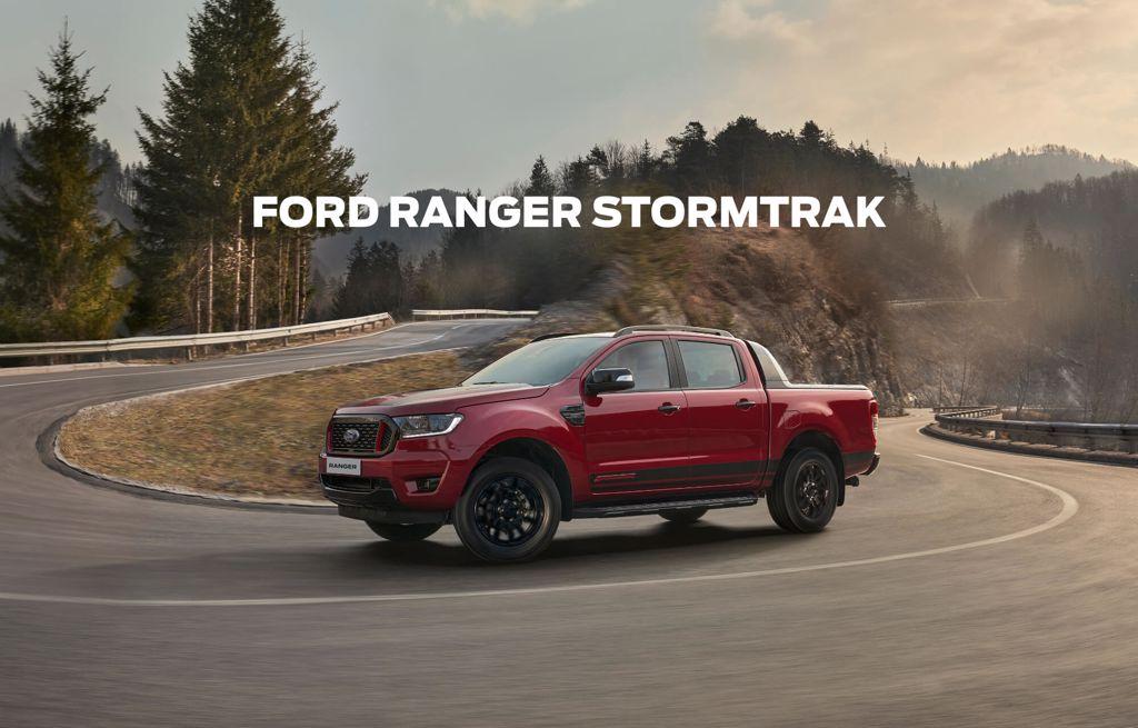 red Ranger Stormtrak