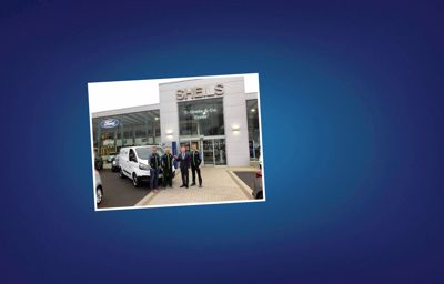 Sheils Ennis proudly sponsors a kit van to the Clare Senior Hurling Team