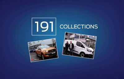 191 Ford Customer Collections