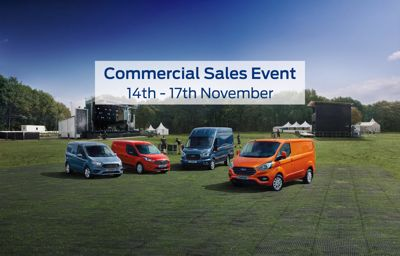 Our Commercial Sales Event