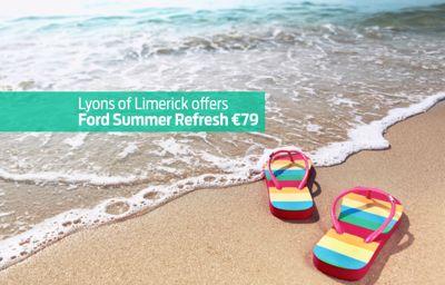Ford Summer Refresh €79