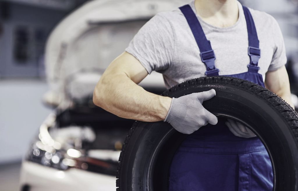 The right tyres for your vehicle