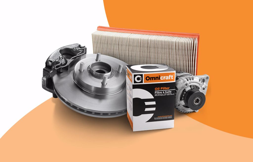 Omnicraft™ genuine Ford Parts at Lyons of Limerick