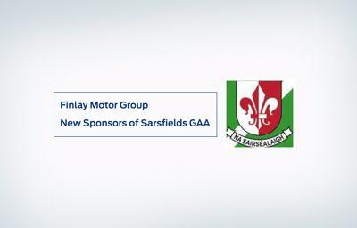 Finlay Motor Group New Sponsors of Sarsfields GAA